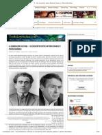 """Vista Previa de """"La Dominación Cultural - Un Encuentro Entre Antonio Gramsci y Pierre Bourdieu"""""""