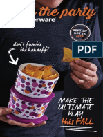 Mid-September 2014 Tupperware Flyer