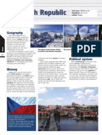 The Czech Rep Basic Facts