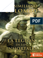 La Legion de Los Inmortales - Massimiliano Colombo