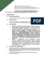 Bases Procompite 2014