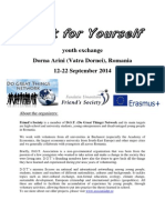 Work for Yourself - Info Pack