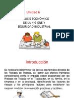 Análisis Económico de La Higiene y Seguridad Industrial