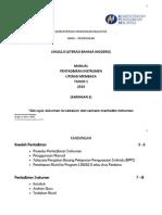 Manual Pentadbiran Instrumen Saringan Membaca_tahun 1 2014