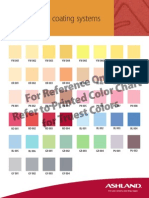 PC-11994 Aquarius Color Chart