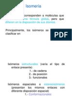 Isomería y Estereoquímica 130812