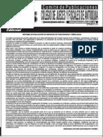 Boletín ECOS - septiembre de 2014
