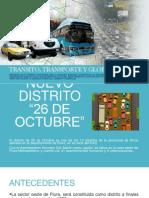 Transito, Transporte y Globalización