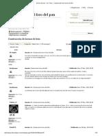 El Foro Del Pan • Ver Tema - Construcción de Hornos de Leña