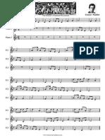 Sinfonia Titan Mahler Flauta Dulce