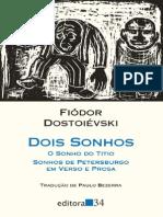 Dois Sonhos - Fiodor Dostoievski.pdf