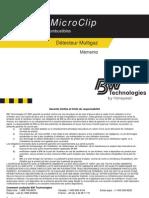 GasAlertMicroClip_QRG(D5953-0-FR)