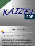 Kaizen apresentação