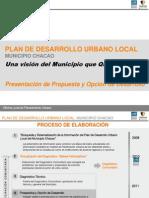 Municipio Chacao ((((Plan de Desarrollo Urbano Local))))),70 Paginas
