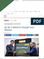 Dr M_ I Failed