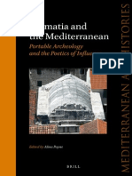 Dalmatia and the Mediterranean - Portable Archaeology and the Poetics of Influence