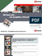 DB Netz AG - Program de Burse