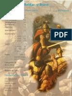 AD&D - First Quest - Encartes