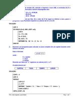 Exercicios Resolvidos de Fortran