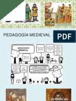Pedagogía Medieval