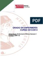 Enfermeria Clinica General 1