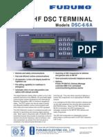 DSC6 6A Brochure