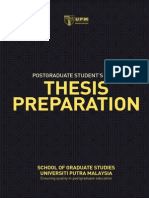 92225 Guideline to Thesis Preparation
