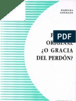 Andrade, B._Pecado Originalo_o  gracia del perdón_Secretariado Trinitario, Salamanca, 2004..pdf