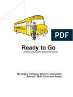 Training Materials for School Bus Drivers