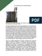 Revoluciones Burguesas y Positivación de Los Derechos Humanos