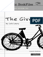 The Giver Bookfile