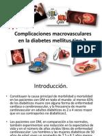 Complicaciones DM 2 BIOQUIMICA2