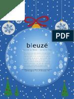 Catalogue Fin d'Année 2014 Bleuzé Interfood