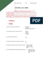 Análisis de la encuesta de jotform