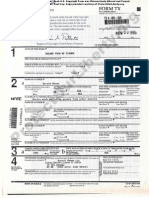 Proof of Copyright Office Form Alteration and Forgery of Obama 'Dreams' Book US Copyright Form - by Typewriter and Type Font Expert Paul Irey