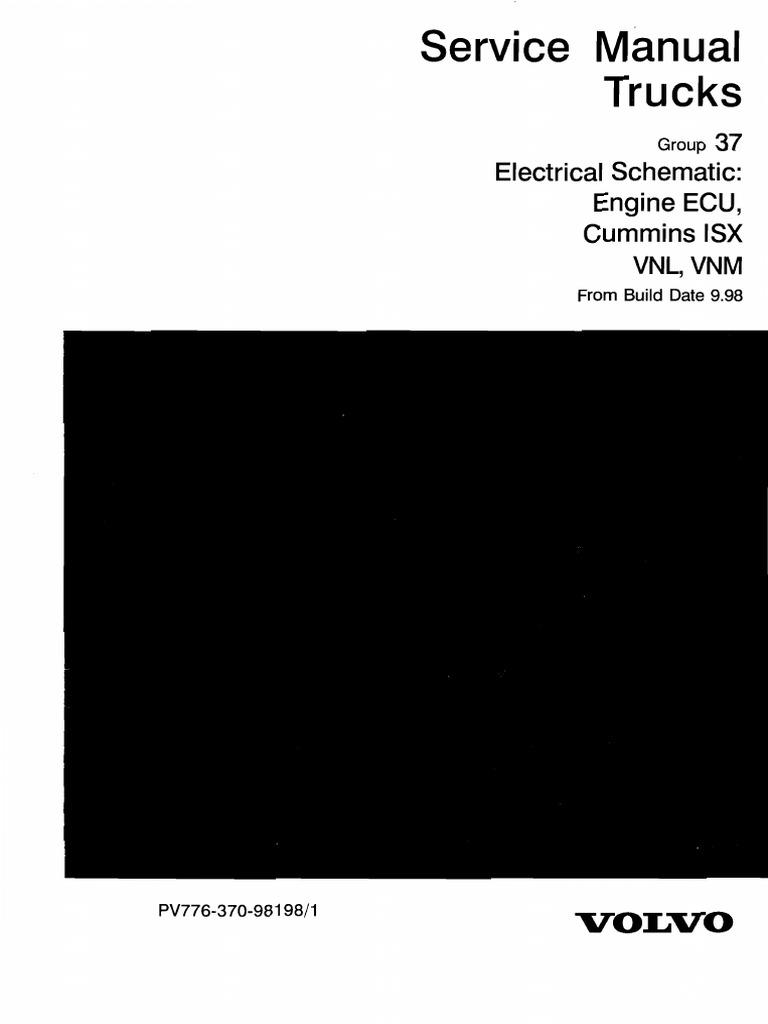 mins Isx J1939 Wiring Diagram - All Diagram Schematics J Volvo Wiring Diagram on