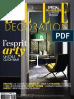 ELLE Decoration France 2013