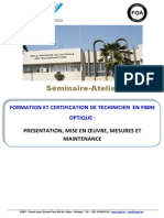Atelier Fibre Optique_Documentation