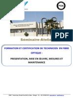 Atelier Fibre Optique_Documentation