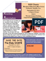 NCRA September 2014 Session