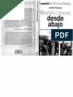 Rauber, Isabel (2013)_revoluciones Desde Abajo