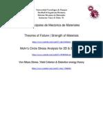 Conceptos Principales de Mecánica de Materiales