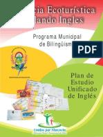 Plan de Estudios Ingles