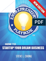 The Entrepreneurs Playbook New Edition 2014