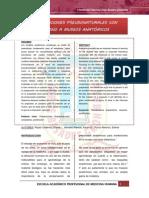 Revision Bibliografica - Procesos Pseudonaturales Con Destino a Museos Anatómicos