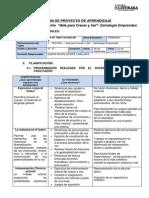 01. Plan Proyectos Aprendizaje_2014 Huascar