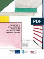 Infancias y Adolescencias Rumanas. Comissió Europea, UB, IRES 2012