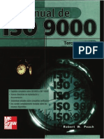 Manual de ISO 9000 3a Ed Peach Robert W Author PDF