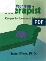 Be Your Own Therapist - Recipes for Emotional Health