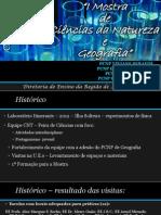 Mostra de Ciências - CTSA